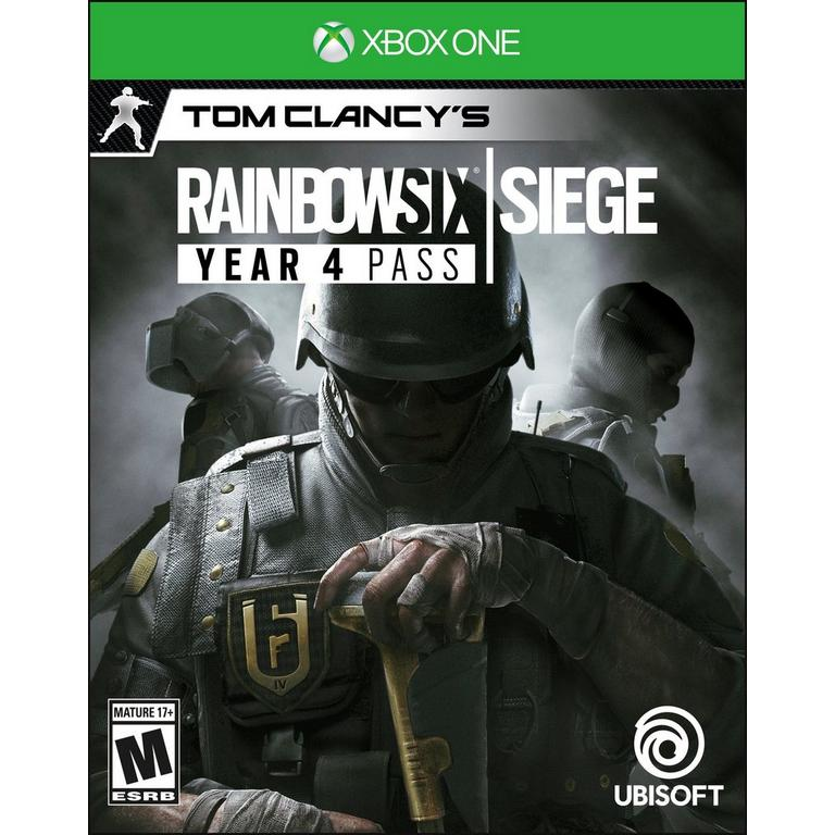 Tom Clancy's Rainbow 6 Siege: Year 4 Pass