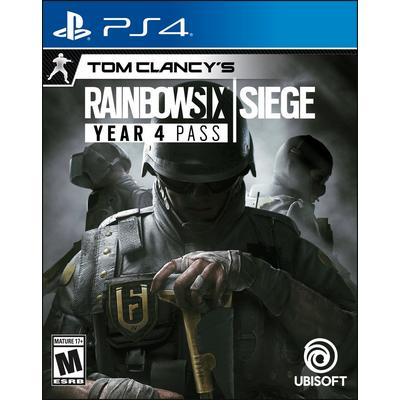 Tom Clancy's Rainbow 6 Siege: Year 4 Pass