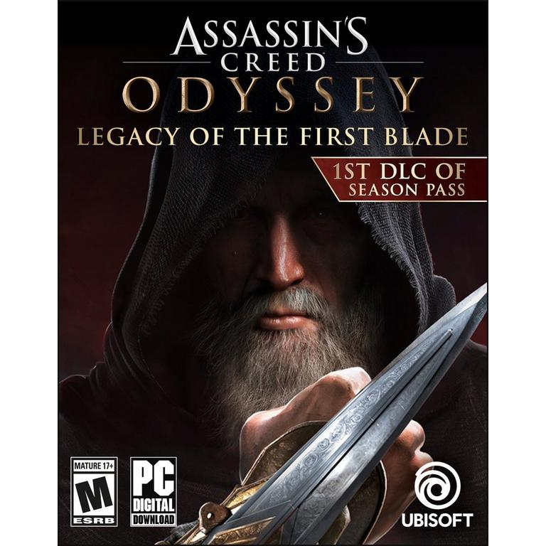 Assassin's Creed Odyssey: Legacy of the First Blade