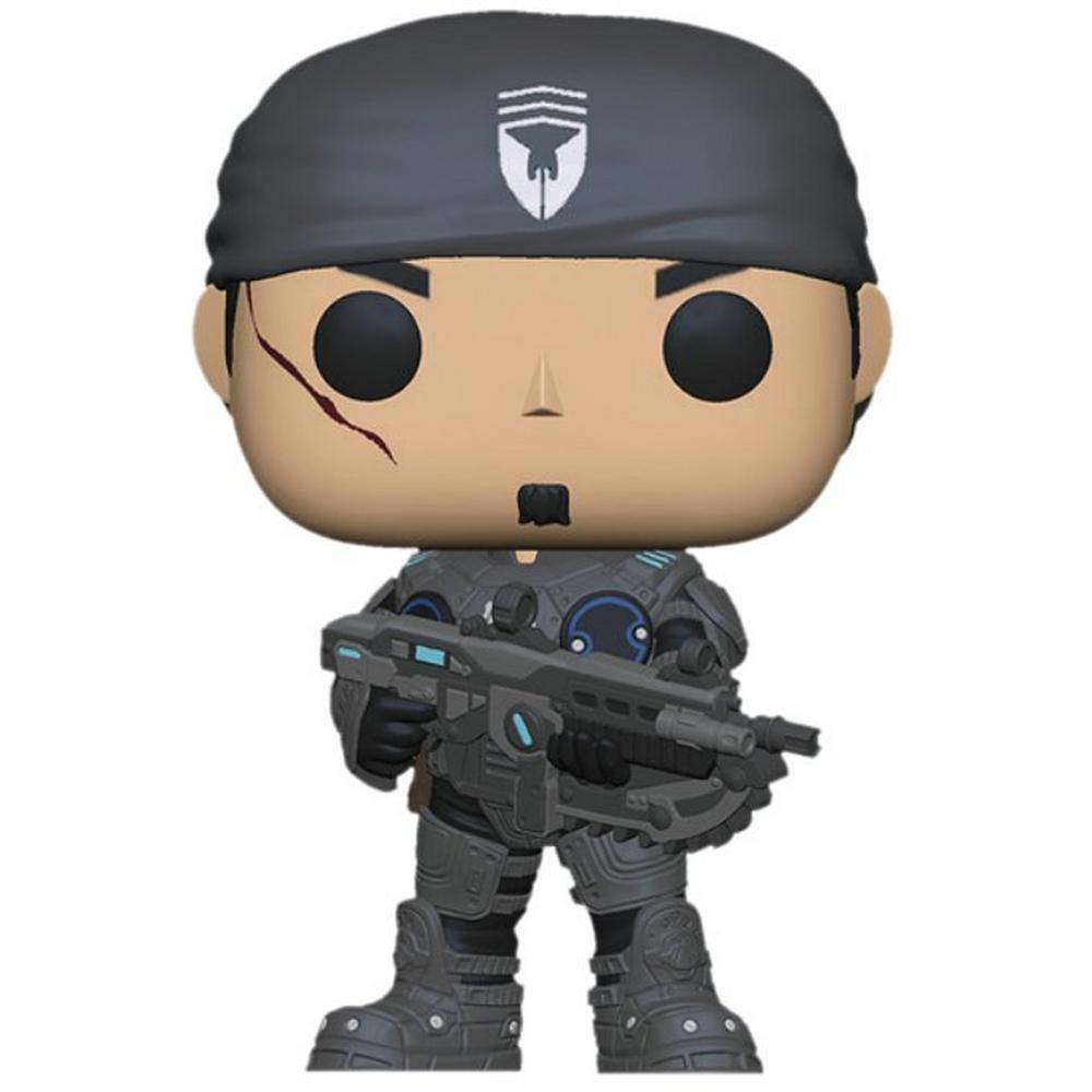 Pop Games Gears Of War Marcus Fenix Series 3 Gamestop