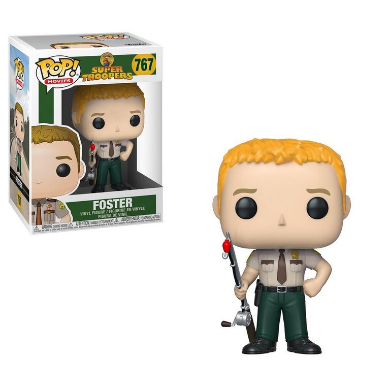 POP! Movies: Super Troopers Foster