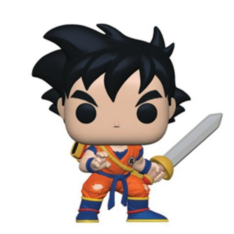 Funko POP! Animation: Dragon Ball Z Young Gohan Only at GameStop