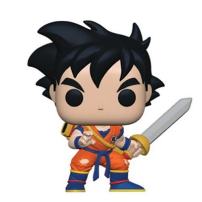 POP! Anime: Dragon Ball Z - Young Gohan - Only at GameStop