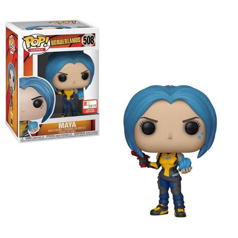 POP! Games: Borderlands Maya E3 2019 Limited Edition Only at GameStop