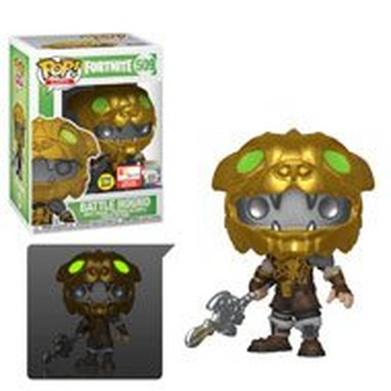 POP! Games: Fortnite Battle Hound E3 2019 Limited Edition