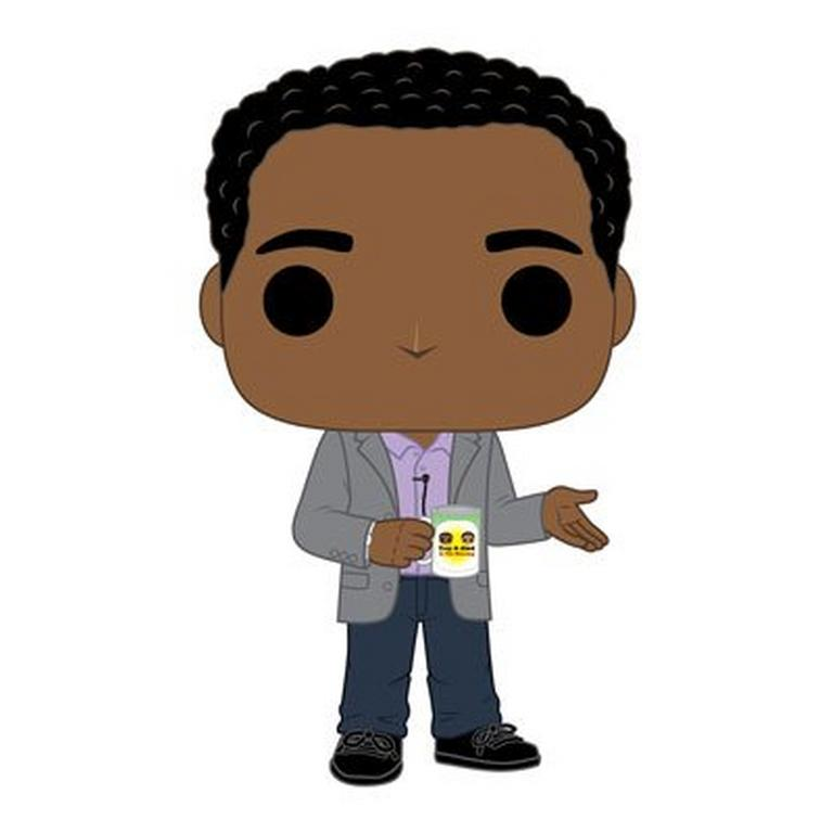 POP! Television: Community Troy Barnes