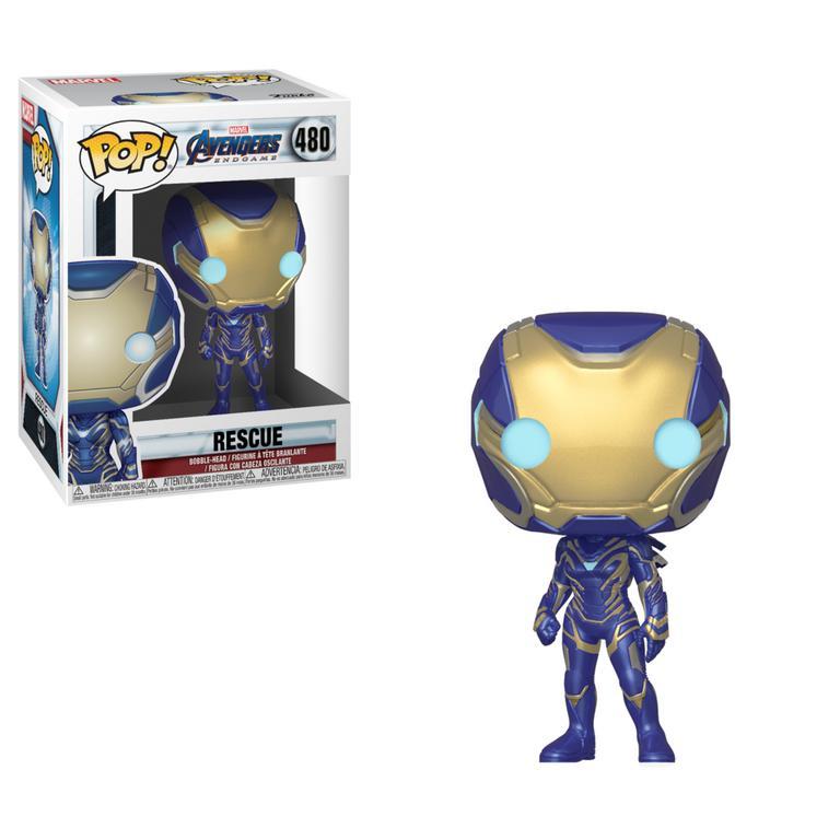 Funko POP! Marvel: Avengers Endgame - Rescue
