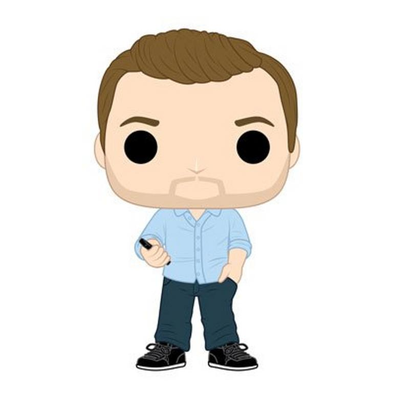 POP! Television: Community Jeff Winger