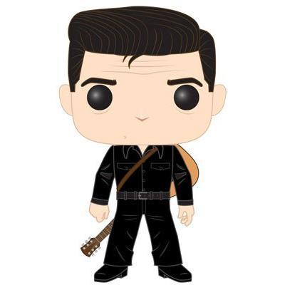 POP! Rocks: Johnny Cash - Johnny Cash in Black