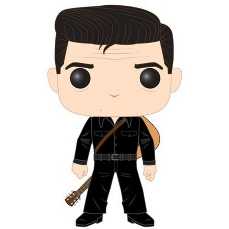 POP! Rocks: Johnny Cash in Black