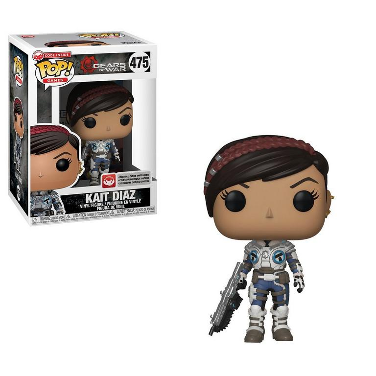 POP! Games: Gears of War Kait Diaz