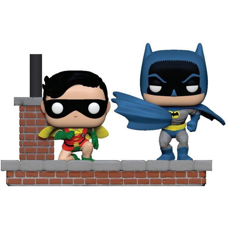 POP! Comic Moments: Batman 80th Anniversary 1964 New Look Batman and Robin