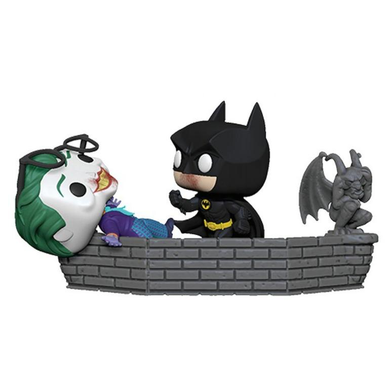 POP! Movie Moments: Batman 80th Anniversary Batman and the Joker 1989