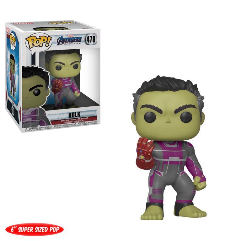 POP! Marvel Avengers: Endgame Hulk 6-inch