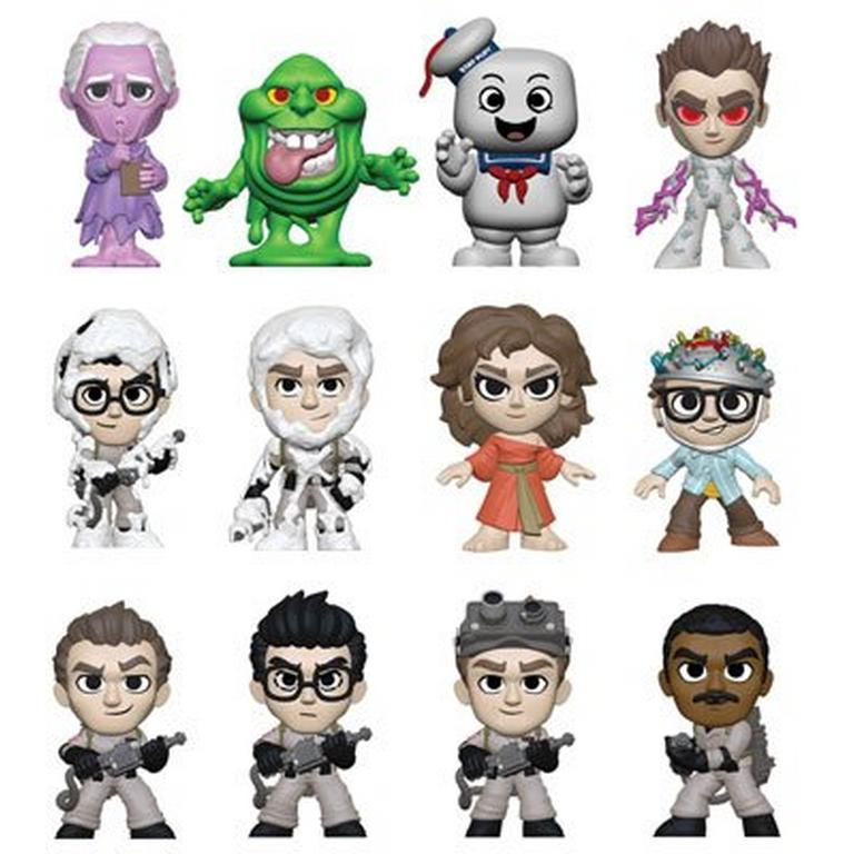 Mystery Mini Ghostbusters Only At Gamestop Gamestop