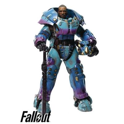 Fallout X-01 Power Armor Quantum Variant Figure Only at GameStop