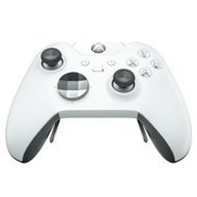 Xbox One Elite Controller - White - Microsoft