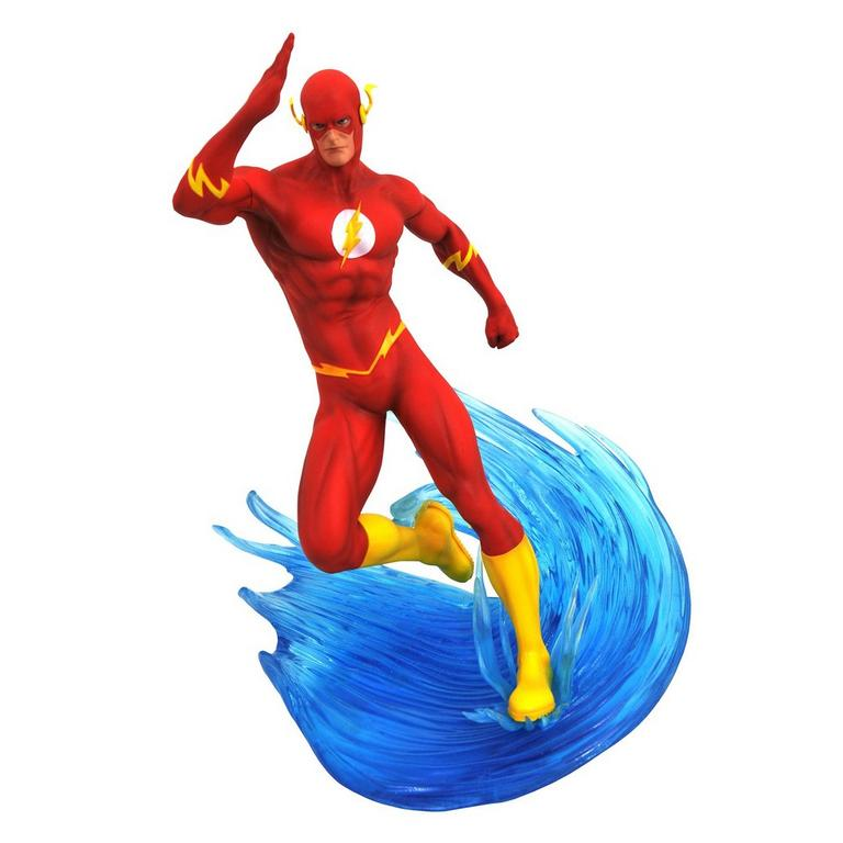 The Flash DC Gallery Statue