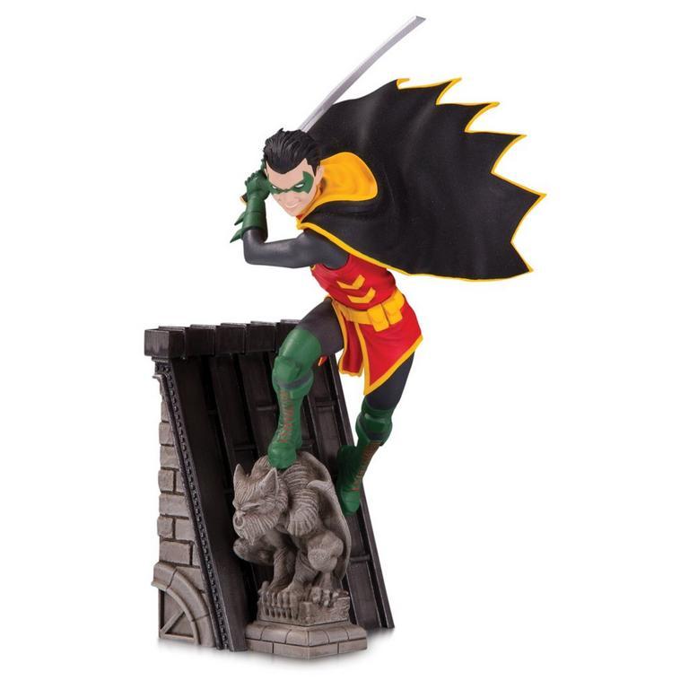 Batman Robin Bat Family Multi-Part Statue
