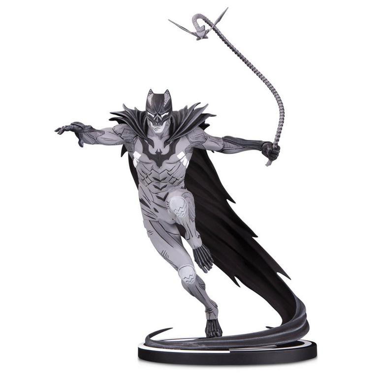 Batman: Black And White By Kenneth Rocafort Limited Edition Statue