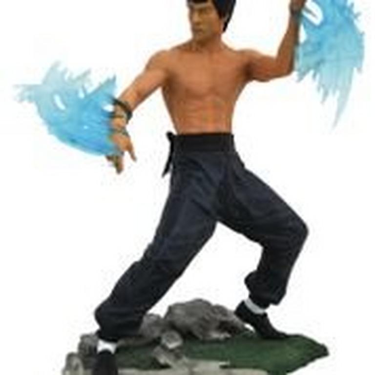 Bruce Lee Water Gallery Series Statue
