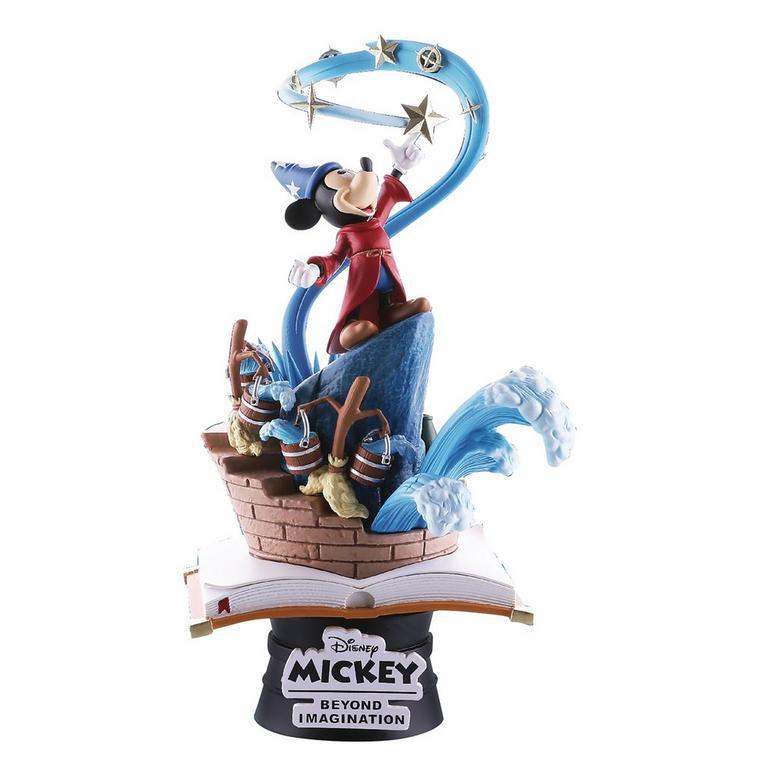 Fantasia Sorcerer's Apprentice D-Stage Statue