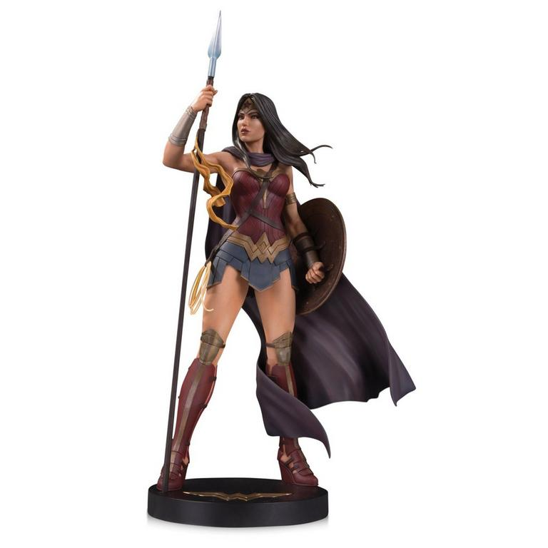 Wonder Woman by Jenny Frison DC Designer Series Statue