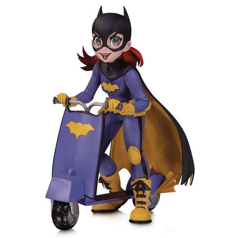 Batgirl by Chrissie Zullo DC Artists Alley Statue