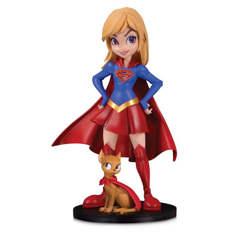 Supergirl by Chrissie Zullo DC Artists Alley Statue