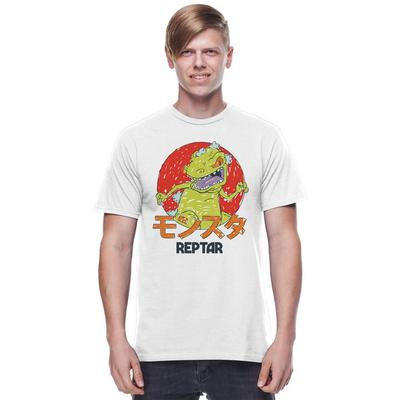 Rugrats Reptar Drawn T-Shirt
