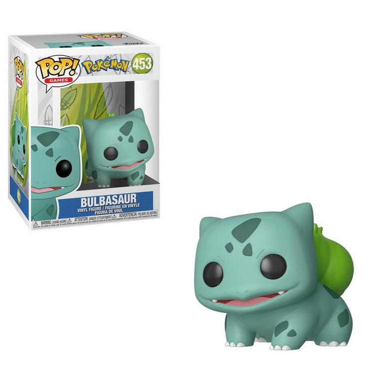 POP! Games: Pokemon Bulbasaur