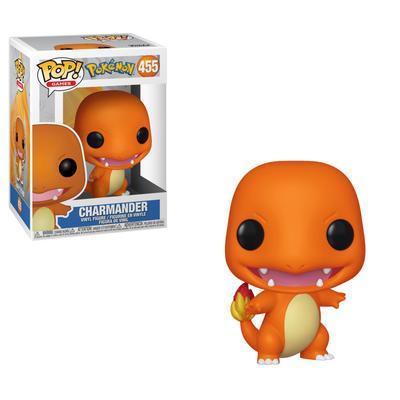 POP! Games: Pokemon Charmander