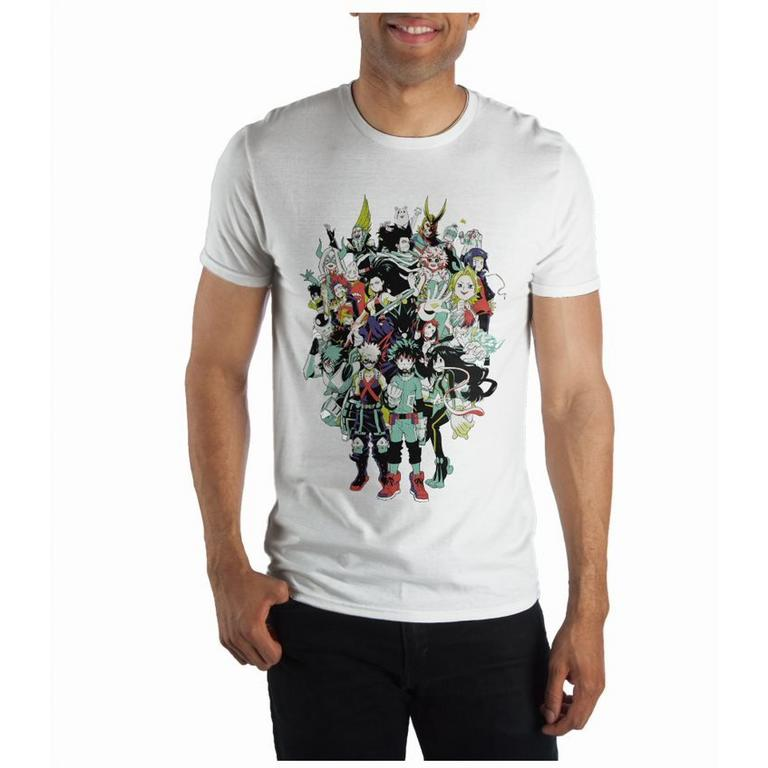 My Hero Group T-Shirt