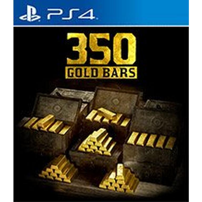 Red Dead Redemption 2 - 350 Gold Bars
