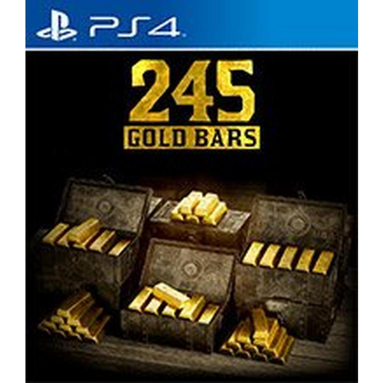 Red Dead Redemption 2 245 Gold Bars