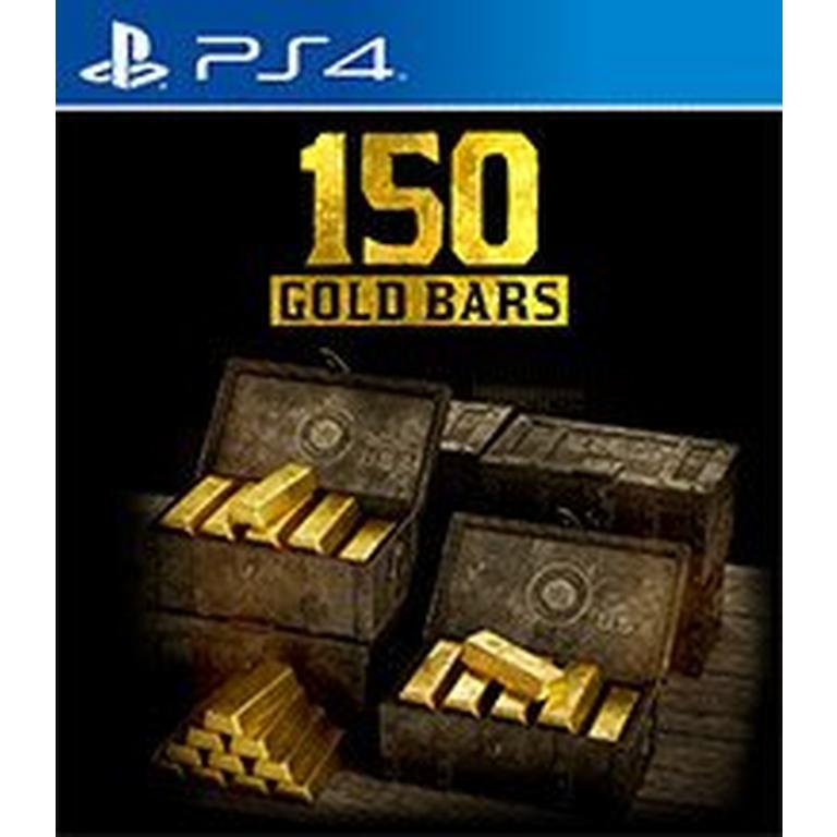 Red Dead Redemption 2 - 150 Gold Bars