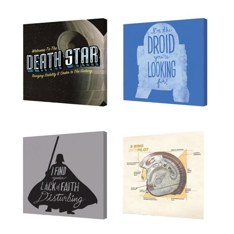 Canvas - Star Wars 8*8