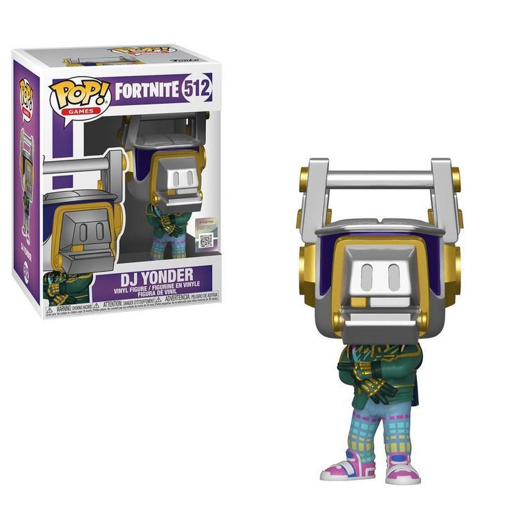 POP! Games: Fortnite DJ Yonder