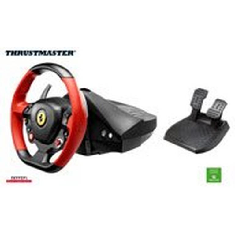 Ferrari 458 Spider Racing Wheel