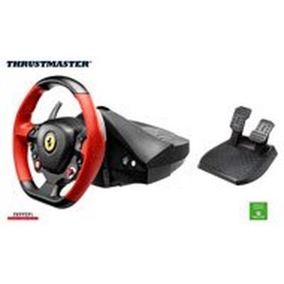 Xbox One Ferrari 458 Spider Racing Wheel