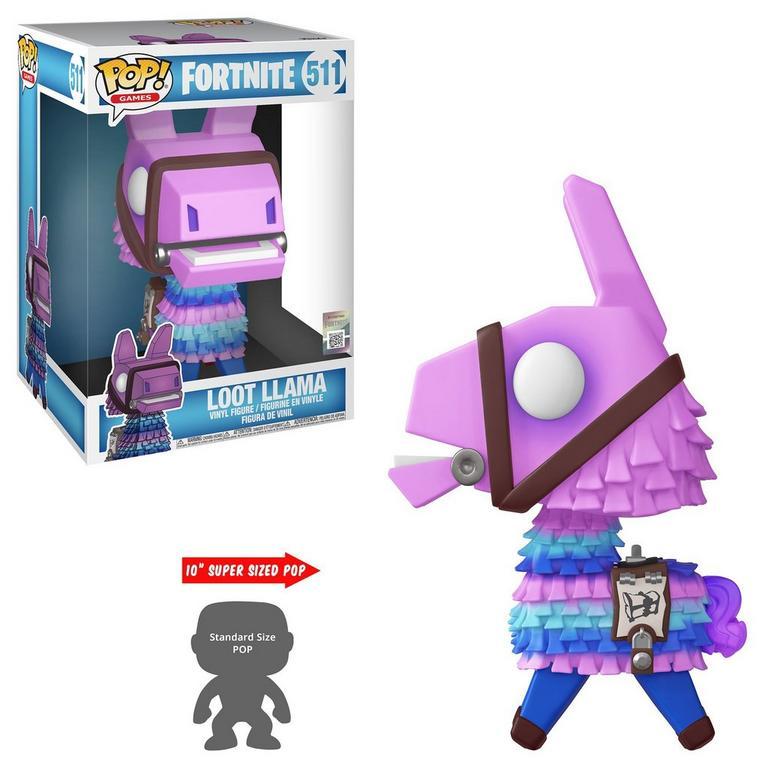POP! Games: Fortnite Loot Llama 10-inch