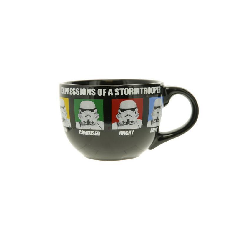 Star Wars Stormtrooper Soup Mug