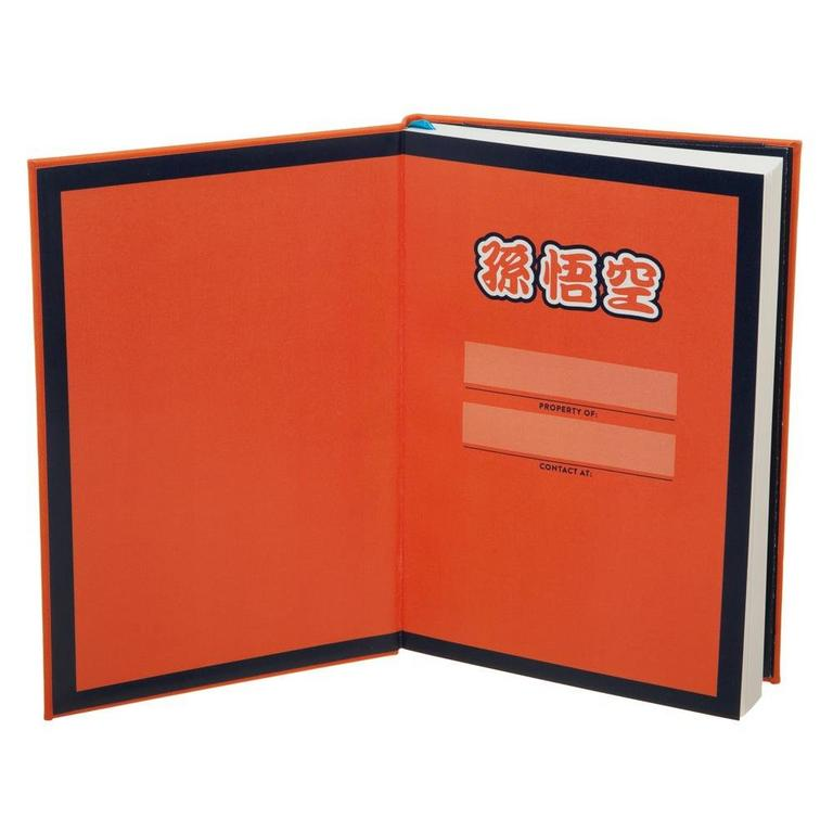 Dragon Ball Z Orange Journal