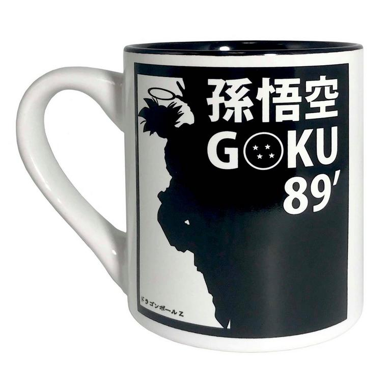 Dragon Ball Z Collection Mug Only at GameStop