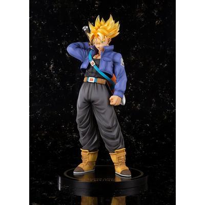 Dragon Ball Z Super Saiyan Trunks Action Figure