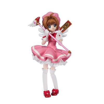 Cardcaptor Sakura Catch You Catch Me Dress Action Figure