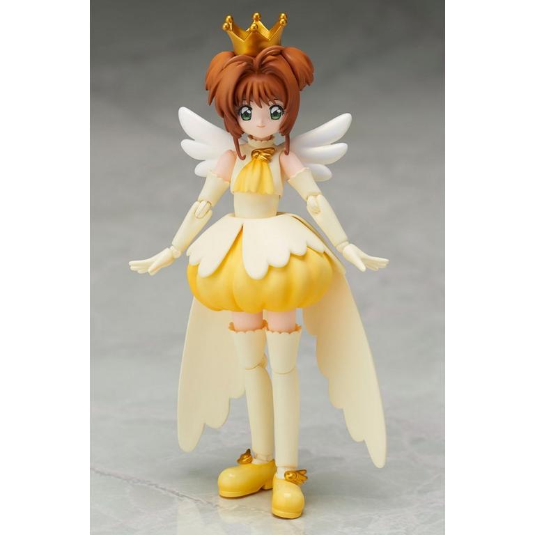 Cardcaptor Sakura Angel Crown Dress Action Figure
