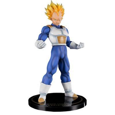 Dragon Ball Z Super Saiyan Vegeta Action Figure