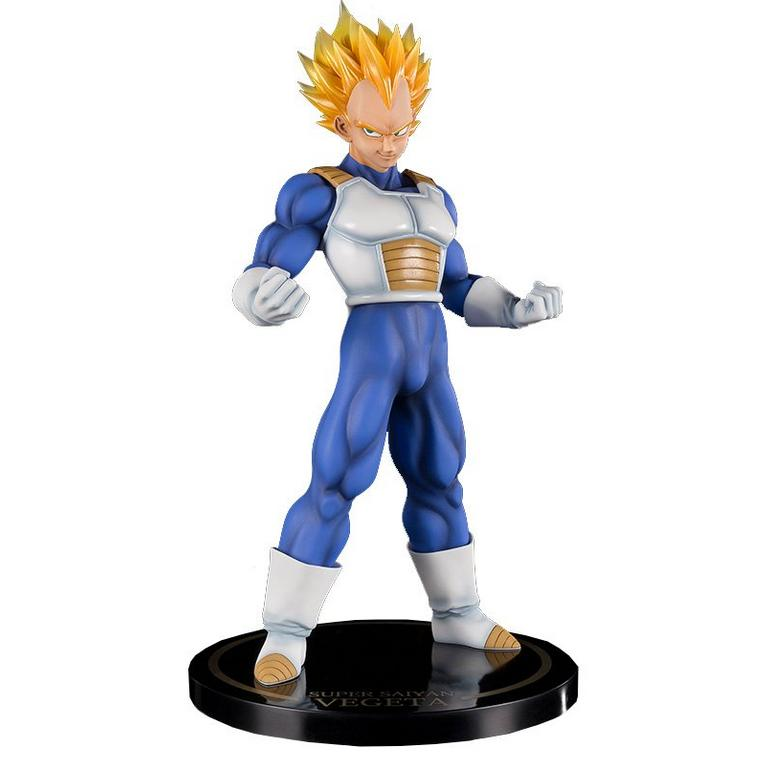 Dragon Ball Z Super Saiyan Vegeta Figuarts ZERO EX Statue