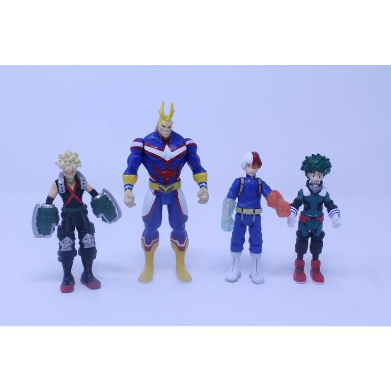 My Hero Academia All Might Mega Merge Action Figure